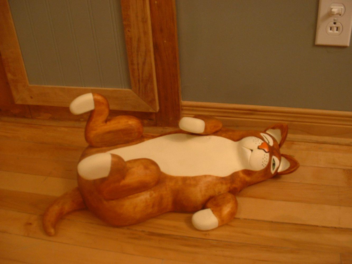 Cat 2 by Bev Clark