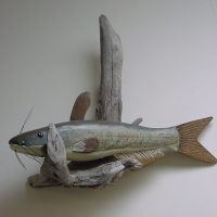 Catfish 2 by Bev Clark