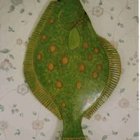 Flatfish by Bev Clark