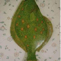 Flatfish by Bev Clark