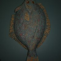 Flatfish 2 by Bev Clark