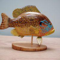 Sunfish 1 by Bev Clark