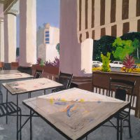 Hotel Inglaterra Havana by Bev Clark