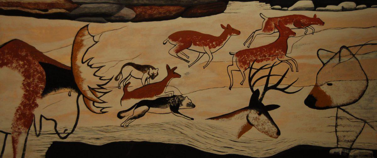 If Muskoka had Caves by Bev Clark