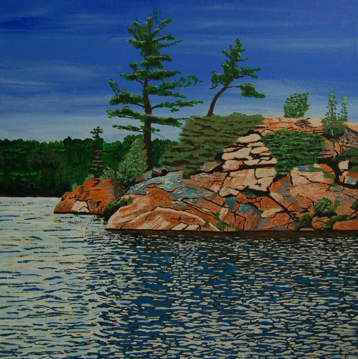 Carlyle Lake by Bev Clark