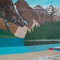 Moraine Lake by Bev Clark