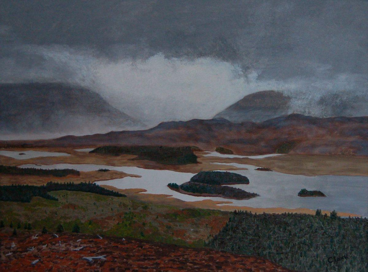 Somewhere in Ireland by Bev Clark