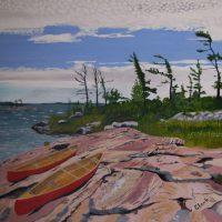 Wreck Island by Bev Clark