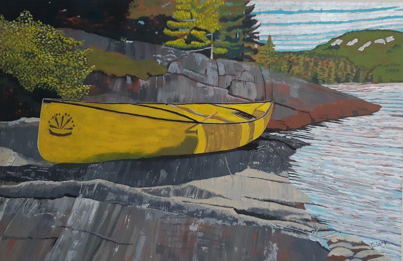 Killarney Canoe